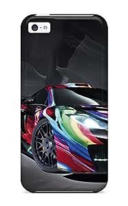 Iphone 5c Case Bumper Tpu Skin Cover For Mclaren Mp4 12c Art Car Hamann Accessories
