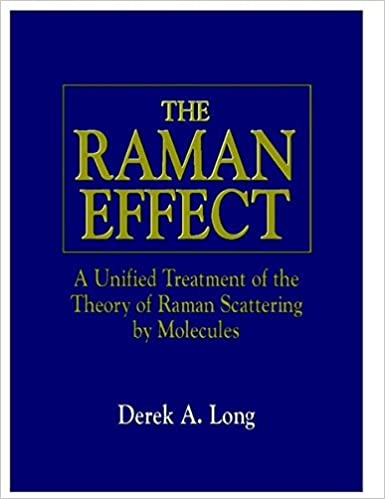 Read The Raman Effect: A Unified Treatment of the Theory of Raman Scattering by Molecules PDF, azw (Kindle)