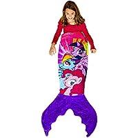 Blankie Tails My Little Pony Mermaid Blanket for Kids