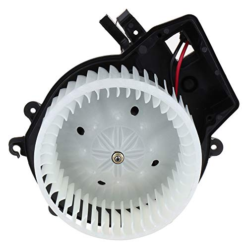(TUPARTS AC Conditioning Heater Blower Motor with Fan HVAC Motors Fit for Mercedes-Benz C200/ C230/ C240/ C280/ C350/ C32 AMG/ C320/ C55 AMG)