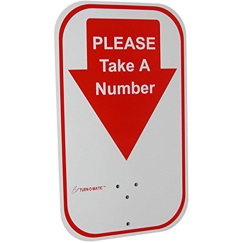 2-Digit Take A Number System with Floor Dispenser by Microframe Corporation (Image #5)