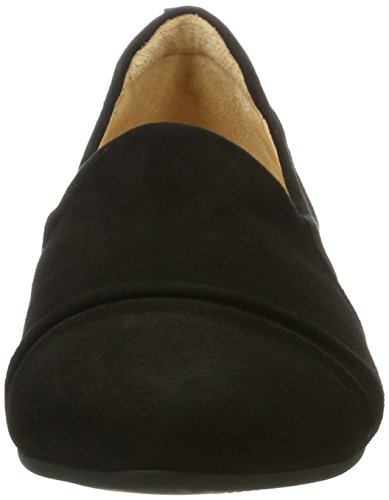 para Think Schwarz Imma de Negro Tacón Zapatos Mujer 00 rPHw0rOg