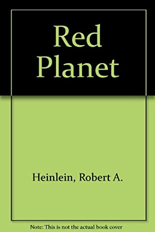 book cover of Red Planet
