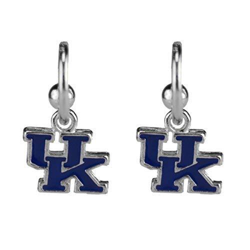 SANDOL Kentucky Wildcats Dangle Logo Earrings
