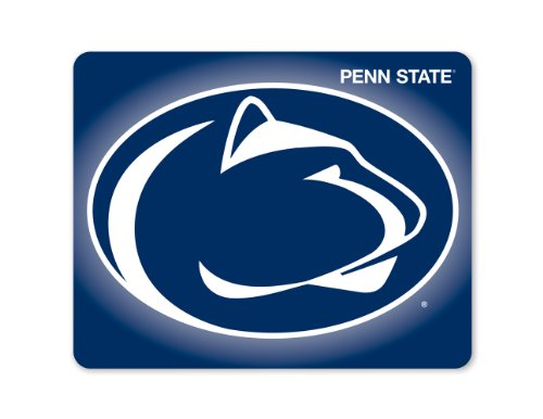NCAA Penn State Nittany Lions Mascot and Logo Full Color Print Deskpad by ES Robbins