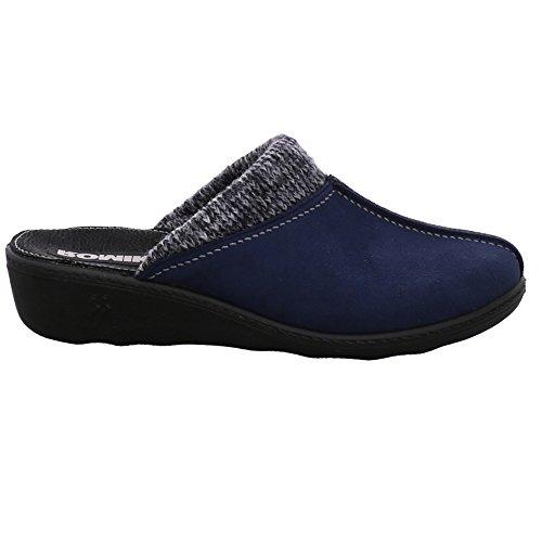 Romika 541 kombi Blue Women 308 541 jeans Romilaxtic Slippers ZwHrZO