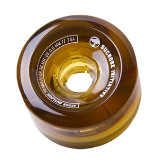 arbor-outlook-thane-78a-skateboard-wheel-set-of-4-70mm-amber
