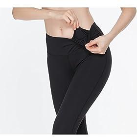 - 41C7zfMeyoL - Women Leggings Power Flex Yoga Pants Workout Running