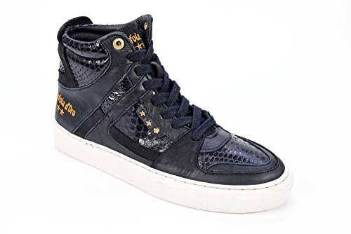 Trainers 4 nbsp;High Fina Oro Size Adel Womens Black Pantofola 12 d 86vpxwqg