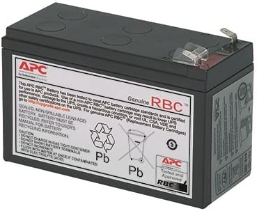 RBC17 Compatible Replacement Battery for BE650G by UPSBatteryCenter