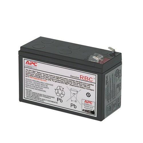 APC UPS Replacement Battery Cartridge for APC UPS Model BE600M1 and select others (APCRBC154)