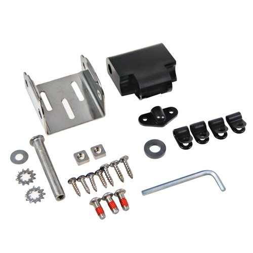 Humminbird 7400111 MHX HS Transom Mounting Hardware Kit (Mounting Transom Bracket)