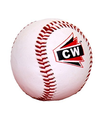 Base Ball 9 inches in Pack of Six Balls by C&W