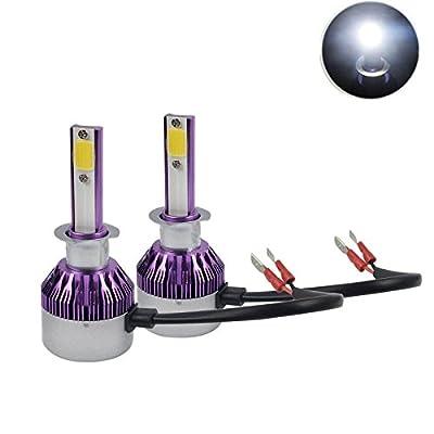 240W LED H4 9003 HB2 Car Vehicle Hi/Lo Beam Headlight Bulb Conversion Kit 6000K Super Power
