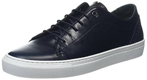 Ted Bager Mester Duuke 2 Sneaker Blå (midnatsblå) mfBbiS