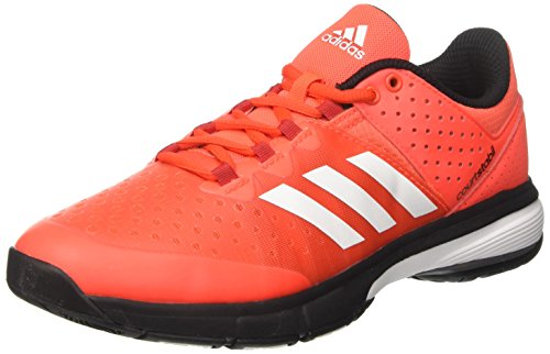 Solar Stabil Energy Handball White Homme de Chaussures Ftwr Red adidas Court Rouge UxwAqqf