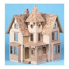 - The Greenleaf Fairfield Dollhouse Kit by Greenleaf Corona Concepts
