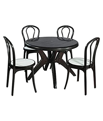 Tremendous Supreme Outdoor Set Set Of 4 Pearl Cane Chair Without Arm Inzonedesignstudio Interior Chair Design Inzonedesignstudiocom