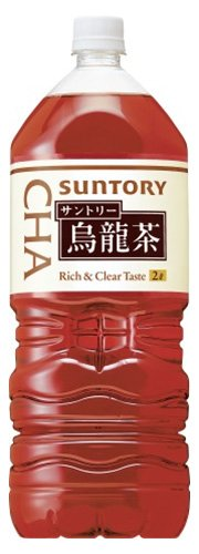 2LX12 this Suntory Foods Suntory Oolong Tea by Suntory Foods Ltd.
