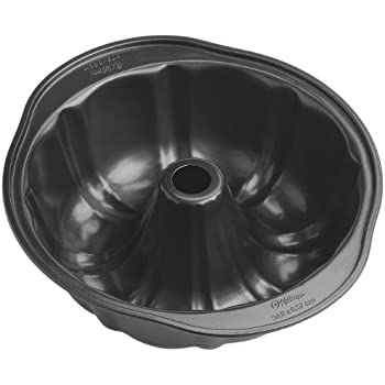Wilton 2105-6803 Perfect Results Nonstick Fluted Tube Pan, Standard