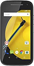 Motorola Moto E (2nd Generation) - Black - 8 GB (U.S. Warranty) Unlocked Phone