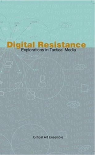 Digital Resistance: Explorations in Tactical Media