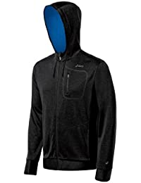 Men's Exertion Jacket Jet Black/Electric Sweatshirt