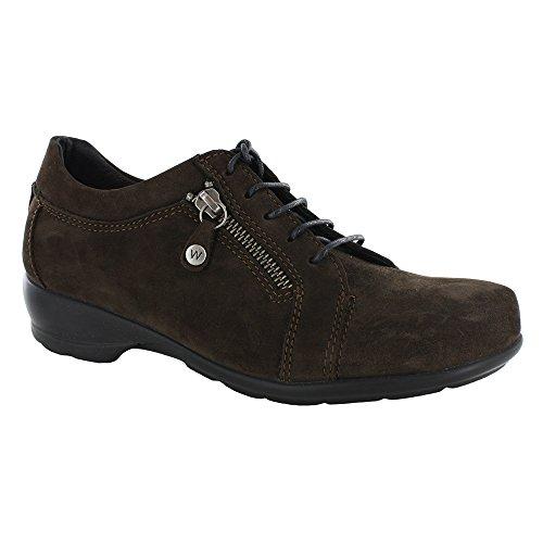 Wolky Womens Bonnie Fashion Sneakers Brown Nubuck eKpEc
