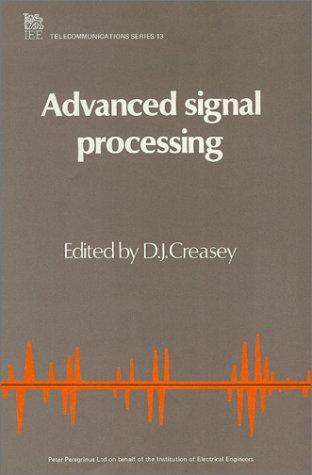 Advanced Signal Processing (Telecommunications)