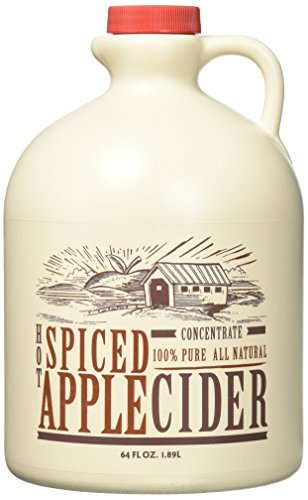 Mountain Cider Company Hot Spiced Cider Concentrate, 64 - Apple Hot Spiced