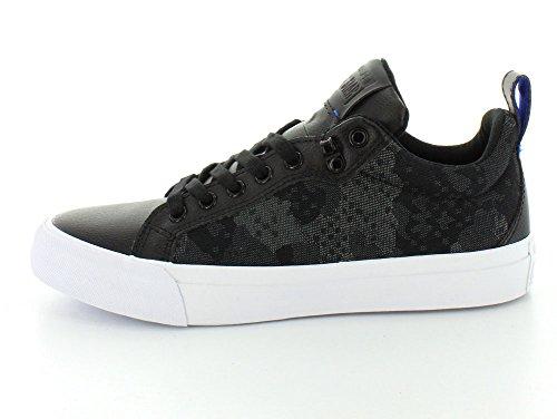 Converse Menns Chuck Taylor All Star Fulton Sneaker Svart / Blå