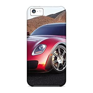 MMZ DIY PHONE CASEShock-dirt Proof American Super Car Devon Gtx Case Cover For ipod touch 5