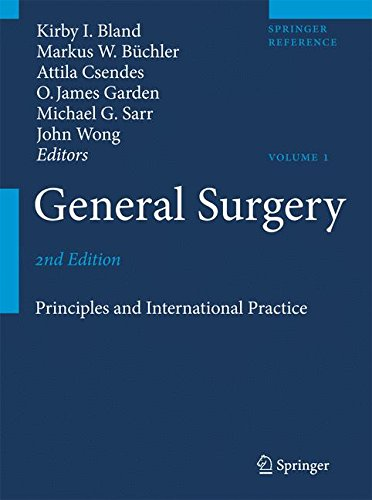 General Surgery: Principles and International Practice (2 Volume Set)