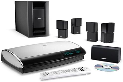 Amazon Com Bose R 5 1 Lifestyle 38 Series Iii Dvd Home Entertainment System Black Electronics