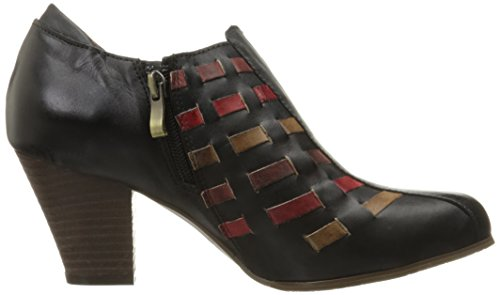 Brilliance Black Women's by Step Bootie L'Artiste Spring Multi ZRqwCf