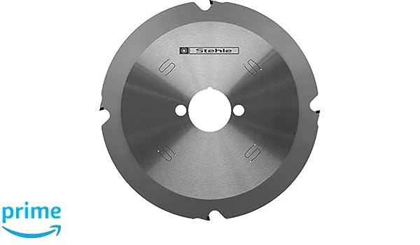 Stehle 50457997 de sierra circular de mano Z=04: Amazon.es: Bricolaje y herramientas