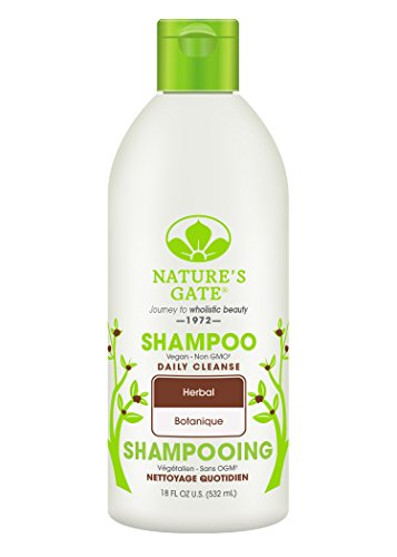 Natures Gate Cleansing Shampoo Herbal product image