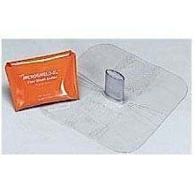 Microtek Medical Cpr Microshield - 3