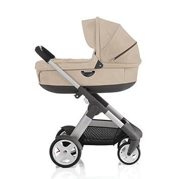 Amazon.com: Stokke Crusi – carriola BEIGE Melange: Baby
