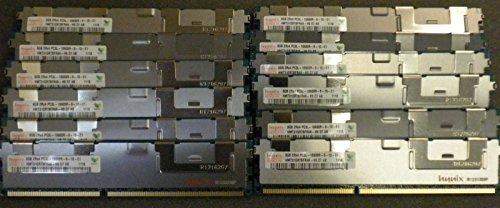 96GB (12X8GB) PCL3-10600 DDR3 1333MHz Memory Dell PowerEdge R610 R710 R815 R510
