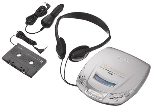 Sony DE206CK Diskman CD Player