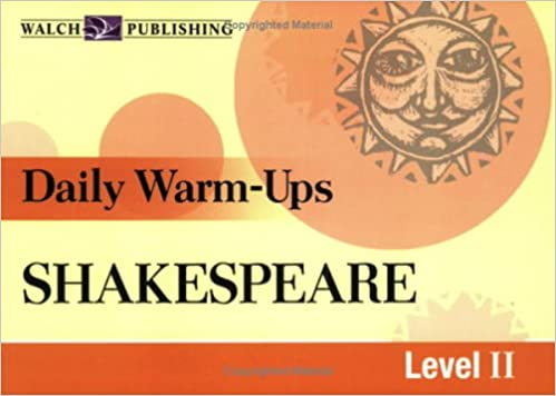 Daily Warm-Ups Shakespeare (Daily Warm-Ups English/Language