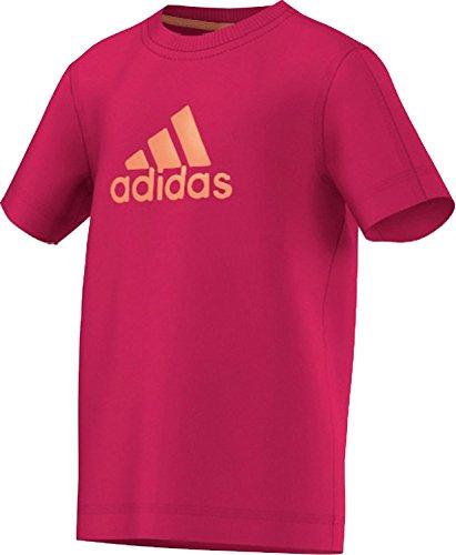 Girls Kleinkind T-Shirt Essentials Logo Tee