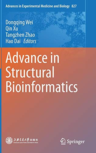 Advance in Structural Bioinformatics (Advances in Experimental Medicine and Biology)