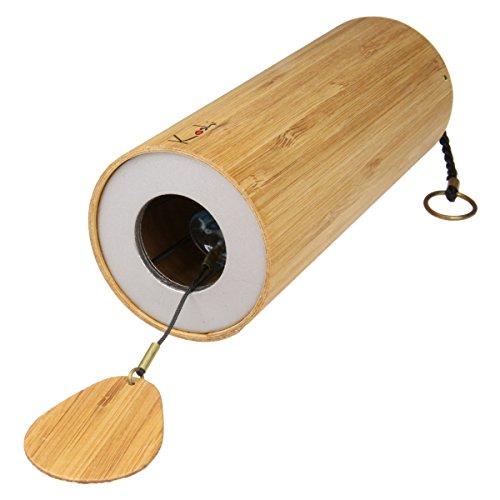 Koshi Klangspiel-Windspiel Aqua (re fa sol la) beige
