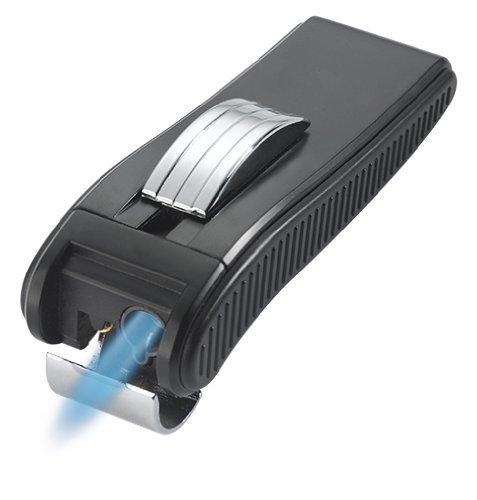 Visol Dark Knight Wind-Resistant Torch Flame Lighter