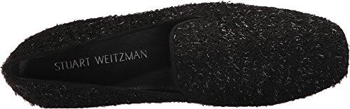 Stuart Weitzman Womens Pipelimber Mocassin Noir