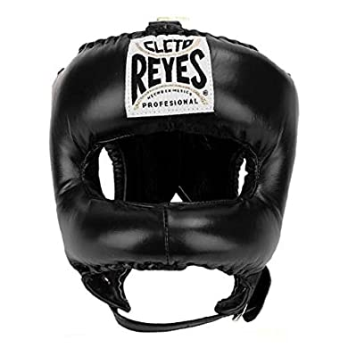 Cleto-Reyes-Traditional-Headgear-with-Pointed-Nylon-Face-Bar