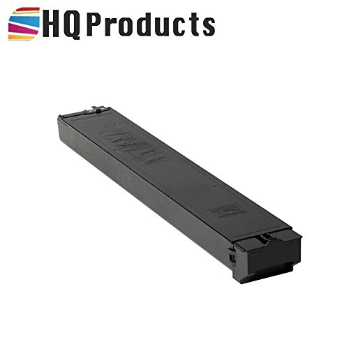 HQ Products Premium Compatible Replacement for Sharp MX-45NTBA Black Copier Toner Cartridge for use with Sharp MX 3500N, 3501N, 4500N, 4501N Series Printers.