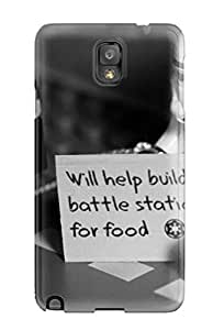 For Galaxy Note 3 Tpu Phone Case Cover(star Wars Sci Fi People Sci Fi)